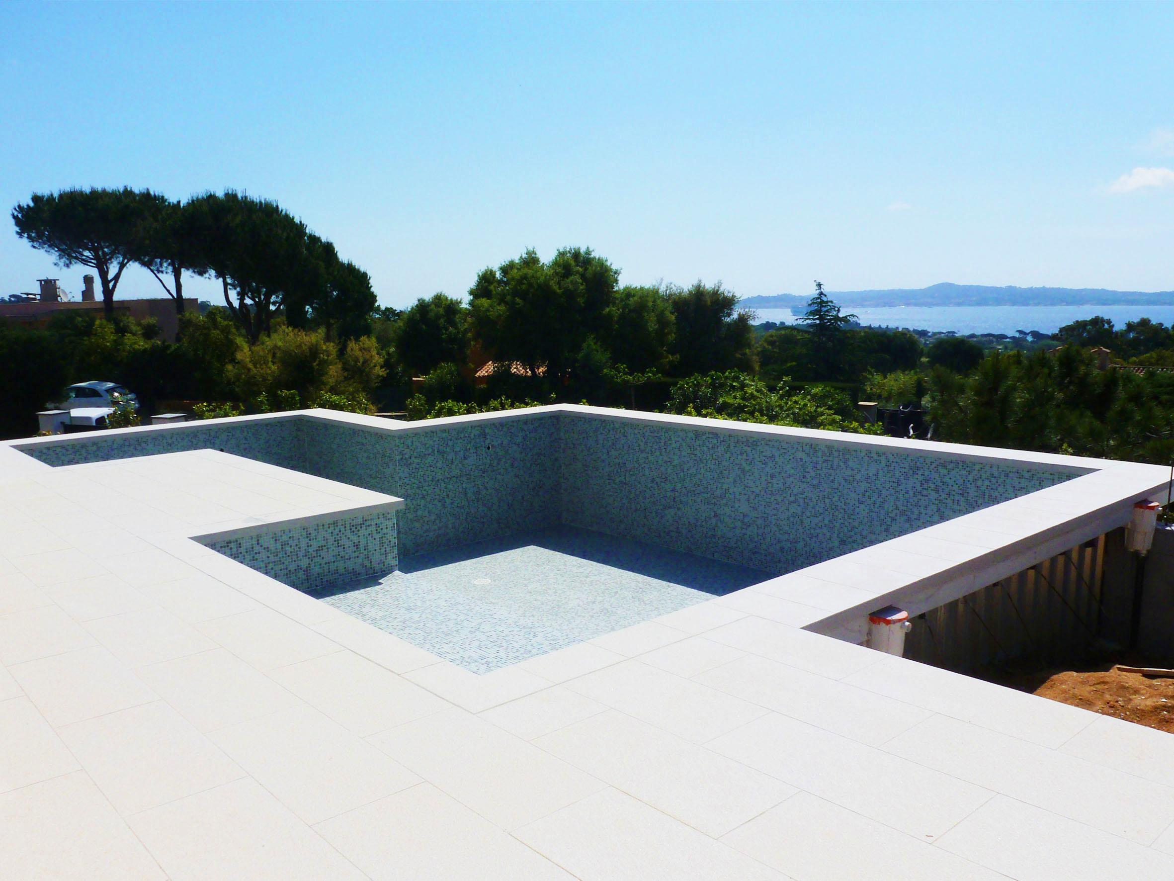 Plan Ou Photo Pool House Pour Piscine piscines en béton armé monobloc leaderpool - le concept
