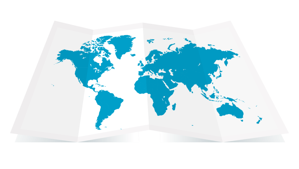 Piscine à travers le monde en entier